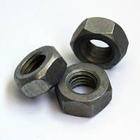Гайка шестигранная ГОСТ 5915-70, DIN 934 кл. пр. 6.0