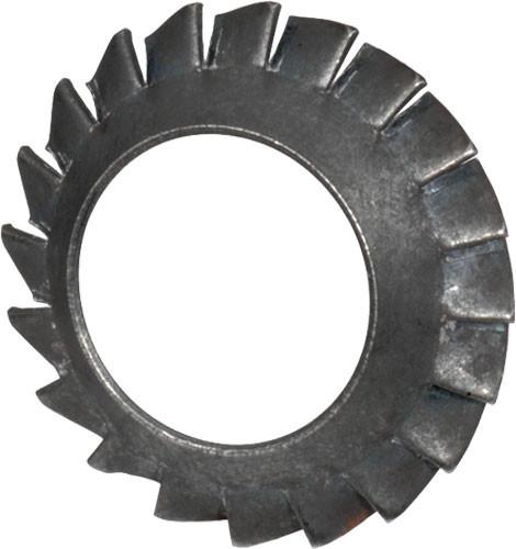 Шайба зубчатая упругая форма V (вогнутая) DIN 6798 V