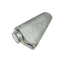 Фильтры сетчатые для смазки 10-100-2, 16-250-2, 20-250-2 ГОСТ 6918-81