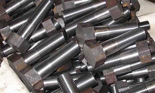 Болты с шестигранной головкой с диаметром резьбы свыше 48 мм ГОСТ 10602-94 М56х300