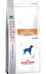 Royal Canin GASTRO INTESTINAL LOW FAT  диета с ограниченным содержанием жиров, при нарушениях пищеварения