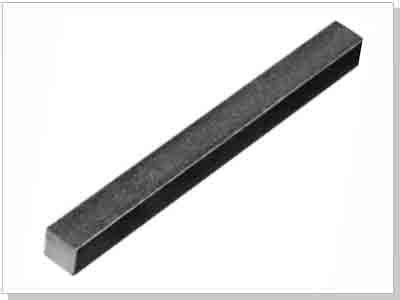 Шпоночная сталь, шпонка метровая DIN 6880 нержавеющая А4