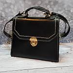 Стильная черная сумка , фото 4