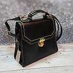 Стильная черная сумка , фото 5