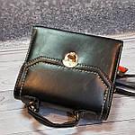 Стильная черная сумка , фото 7