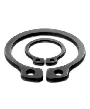 Кольцо стопорное наружное для вала эксцентрическое ГОСТ 13942-86, DIN 471 нержавеющие А2