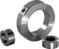 Кольцо установочное стальное под винт, тип А, поставляется без винта DIN 705 А