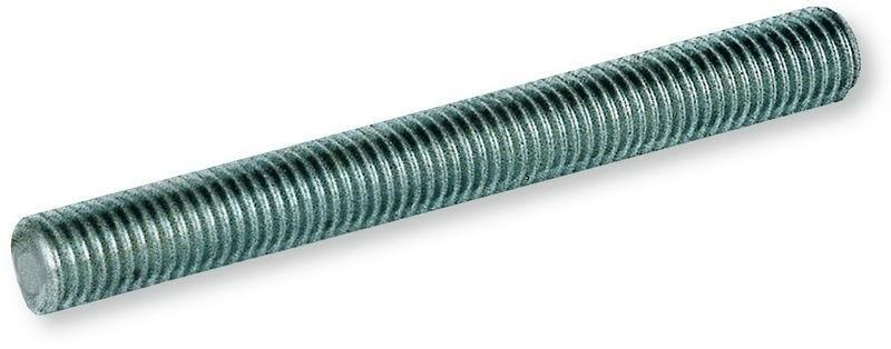 Шпилька для фланцевих з'єднань, з метричною різьбою по всій довжині DIN 976. DIN 975