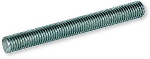 Шпилька для фланцевых соединений, с метрической резьбой по всей длине  DIN 976. DIN 975
