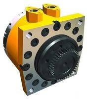 Высокомоментный лопатевої гідромотор ВЛГ-400А