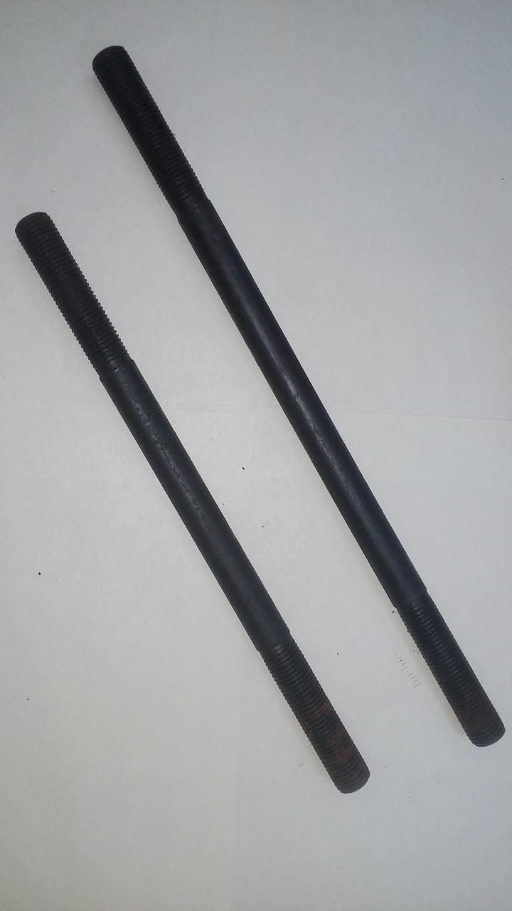 Шпилька высокопрочная для крепления безбаластных плит мостового полотна М22х370