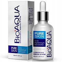 Сыворотка Bioaqua Pure Skin, для проблемной кожи 30мл