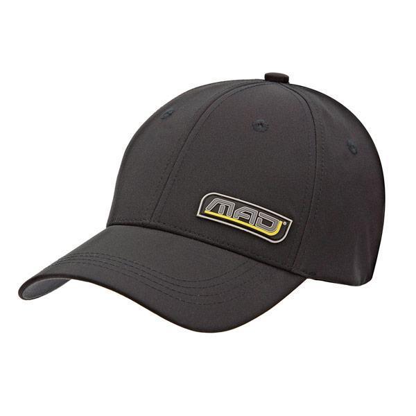 Кепка DAM MAD Flex-Fit Cap L/XL цвет-черная
