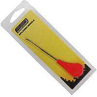Игла для лидкора с защелкой DAM MAD Splicing Needle (red)