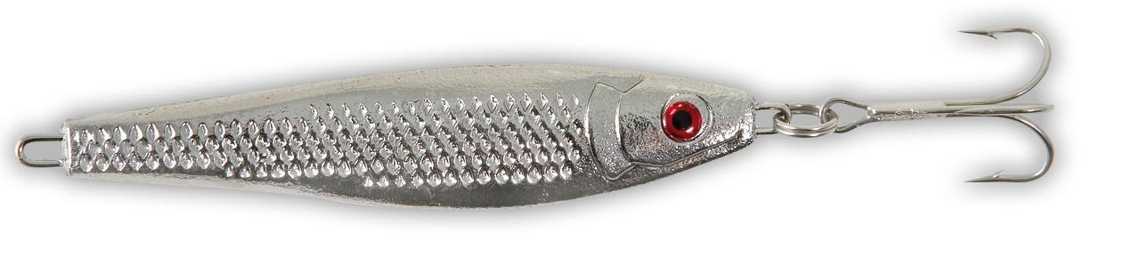 Блесна  Lineaeffe Pilker серебро 180гр.