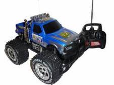 Джип  турбо спринт на радиоуправлении, фото 2