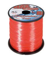 Леска Lineaeffe Hikaru Top Saltwater  0.33мм  650м.  FishTest-9кг  (красная)  Made in Japan