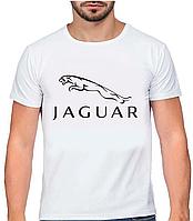 """Футболка мужская """"JAGUAR"""" XS/S/M/L/XL/XXL XXL"""