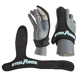 Напальчник DAM Steelpower Blue Casting Glove