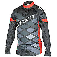 Рубашка DAM Effzett Tournament Shirt 50+ Sun Protect Long Sleeve Competition  L