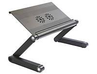 Столик для ноутбука Omax A7 с вентилятором