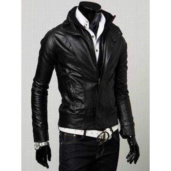 a4e5de0212b0 Мужская куртка Pu кожа демисезонная, цена 1 940 грн., купить в Луцке ...