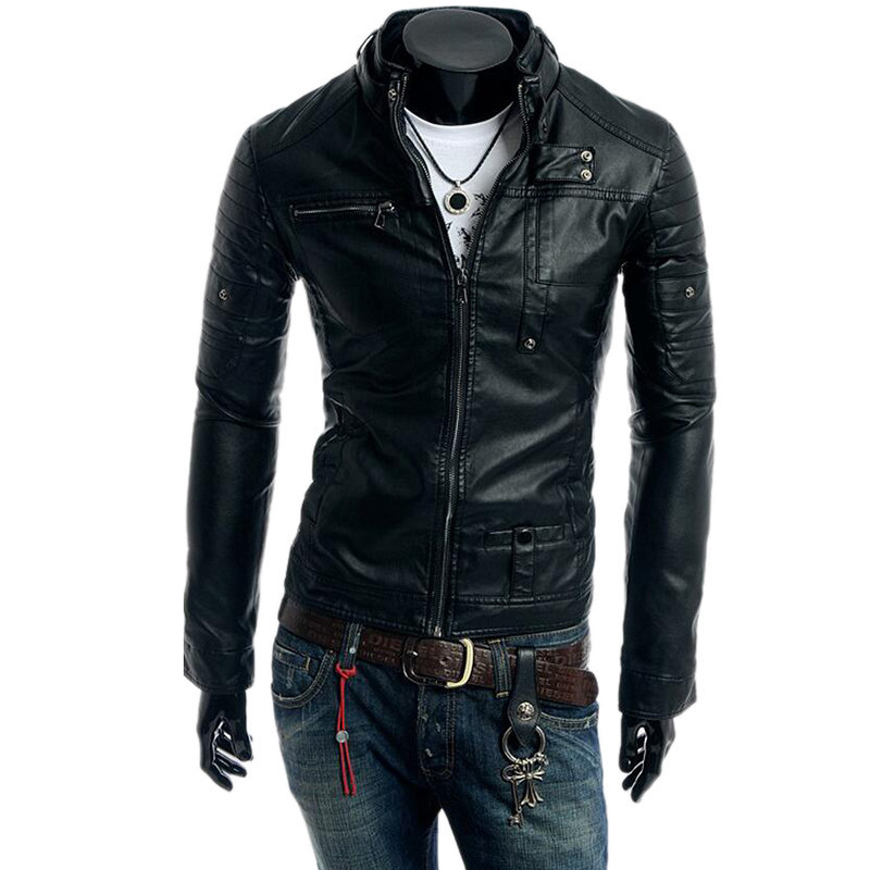 e6a123914f10 Мужская куртка искусственная кожа весна-осень  продажа, цена в Луцке ...
