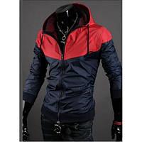 Мужская спортивная куртка с капюшоном разные цвета, фото 1