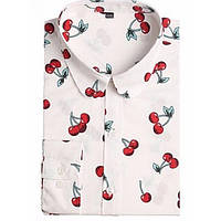 Женская рубашка с длинным рукавом, фото 1