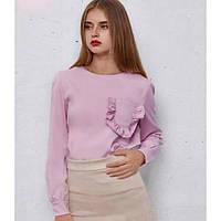 Женская блузка рюши, фото 1