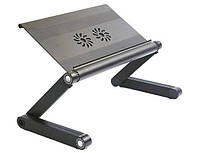 Столик для ноутбука Omax A7 long с вентилятором