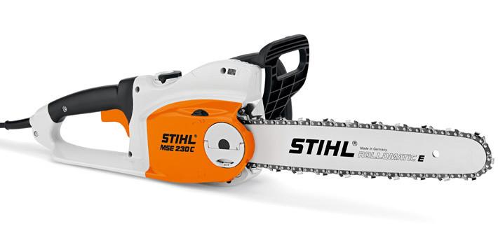 Електропила STIHL MSE 230 С-BQ