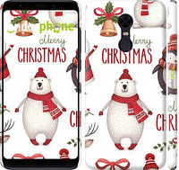 "Чехол на Xiaomi Redmi 5 Plus Merry Christmas ""4106c-1347-571"""