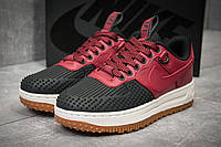 Кроссовки женские Nike  LF1, бордовые (11767),  [   38 39 40  ]