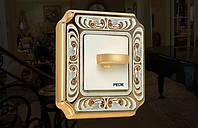 Выключатели FEDE коллекция CRYSTAL DE LUXE Palace , фото 1