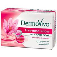 Мыло отбеливащее Vatiкa DermoViva Naturals Fairness, 75 г