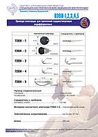 Провода-электроды для временной кардиостимуляции индифферентные - ПЭВИ-1…5
