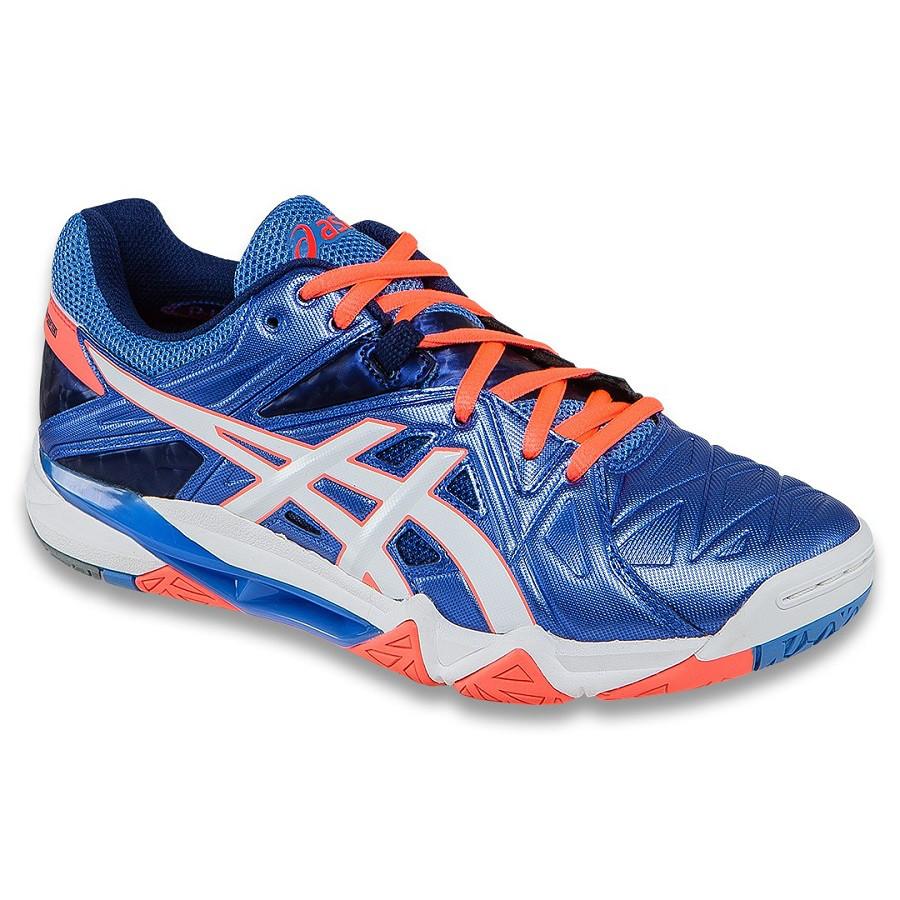 907986fd892e Женские волейбольные кроссовки ASICS GEL-SENSEI 6 W (B552Y-4701) - ФОП