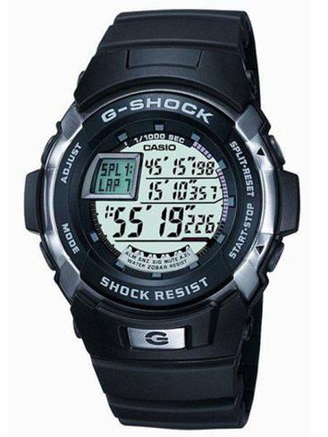 Наручные мужские часы Casio G-7700-1ER оригинал