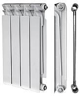 Биметаллический радиатор 500/85 4 секций Mirado