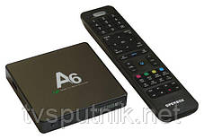 Смарт ТВ приставка Openbox A6 UHD (1/8G, Android 7.1, 4K), фото 3