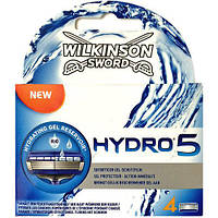 Сменные кассеты Wilkinson Sword  Hydro 5  4 шт