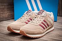 Кроссовки мужские Adidas Spezial, бежевые (11372),  [   43  ]