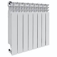 Биметаллический радиатор 500/85 10 секций Solur