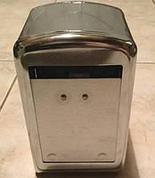 Диспенсер для салфеток металический Silver Pro-Service