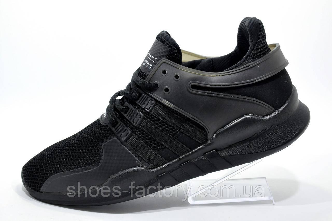 Кроссовки мужские в стиле Adidas EQT Support ADV, Black