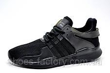 Кроссовки мужские в стиле Adidas EQT Support ADV, Black, фото 2