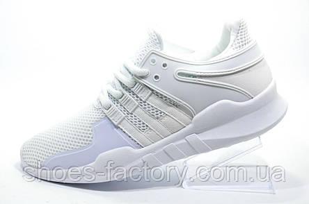 Белые кроссовки в стиле Adidas EQT Support ADV, женские, фото 2