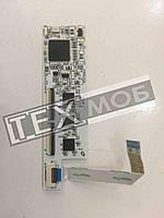 Плата контроллера тачскрина Acer Iconia Tab A510 (10B33-J01, B101UAT02 V0)