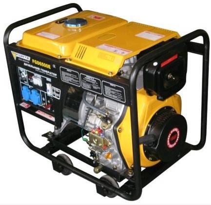 Дизельный генератор Forte FGD 6500Е
